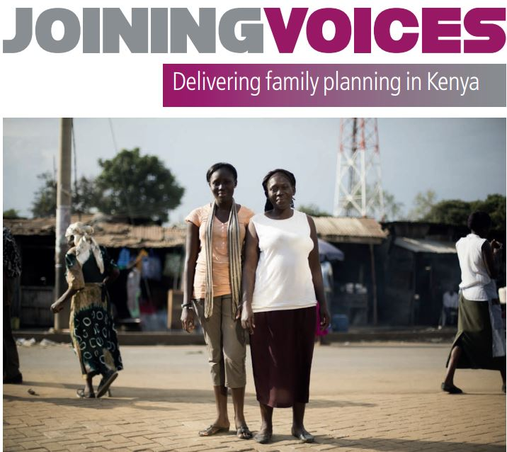 Delivering Family Planning In Kenya Euro Rh Fp Tracker Countdown 2030 Europe