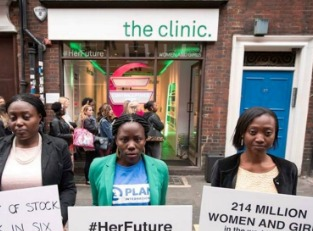 [Image: Countdown 2030 Europe at the Family Planning Summit London]